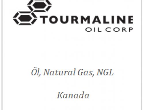Tourmaline Oil